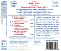 Kammermusik Vol.5 - Produktdetailbild 1