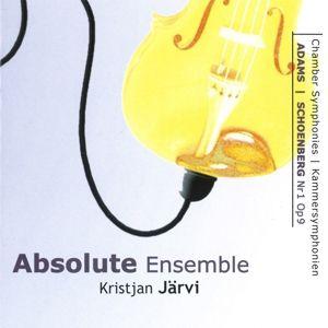 Kammersinfonie, Kristjan Järvi, Absolute Ensem