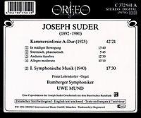 Kammersinfonie A-Dur (1925)/I.Symphon.Musik (1940) - Produktdetailbild 1