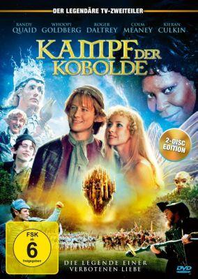 Kampf der Kobolde, 2 DVDs, Peter Barnes