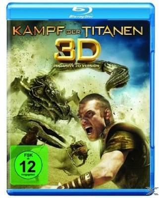 Kampf der Titanen - 2 Disc Bluray