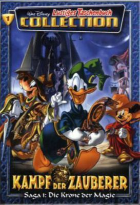 Kampf der Zauberer - Die Krone der Magie, Stefano Ambrosio