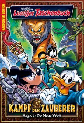Kampf der Zauberer - Die neue Welt, Lorenzo Pastrovicchio, Stefano Ambrosio