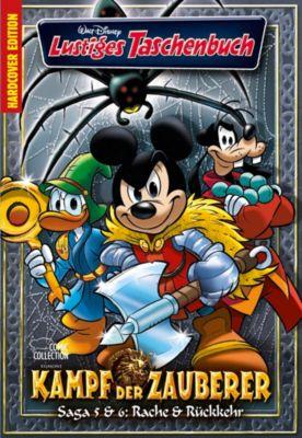 Kampf der Zauberer - Rache & Rückkehr, Walt Disney, Lorenzo Pastrovicchio, Stefano Ambrosio