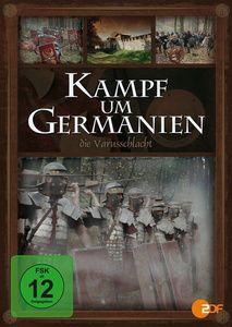 Kampf um Germanien - Die Schlacht im Teutoburger Wald, Kampf Um Germanien-die Varusschlacht