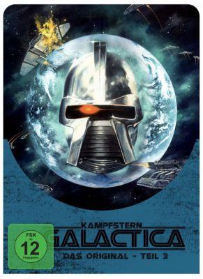 Kampfstern Galactica: Das Original - Teil 3, Glen A. Larson, Donald P. Bellisario, Michael Sloan, Jim Carlson, Terrence McDonnell, John Ireland, Ken Pettus
