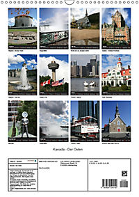 Kanada - Der Osten (Wandkalender 2019 DIN A3 hoch) - Produktdetailbild 13