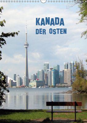 Kanada - Der Osten (Wandkalender 2019 DIN A3 hoch), Elke Grundhöfer