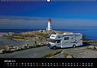 KANADA - Mit Campmobil quer durch (Wandkalender 2019 DIN A2 quer) - Produktdetailbild 1