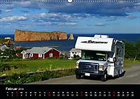 KANADA - Mit Campmobil quer durch (Wandkalender 2019 DIN A2 quer) - Produktdetailbild 2