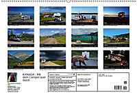 KANADA - Mit Campmobil quer durch (Wandkalender 2019 DIN A2 quer) - Produktdetailbild 13