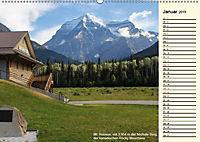 Kanadas Westen 2019 (Wandkalender 2019 DIN A2 quer) - Produktdetailbild 1