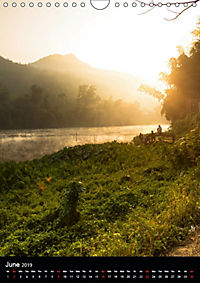 Kanchanaburi and the river kwai (Wall Calendar 2019 DIN A4 Portrait) - Produktdetailbild 6
