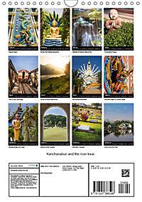 Kanchanaburi and the river kwai (Wall Calendar 2019 DIN A4 Portrait) - Produktdetailbild 13