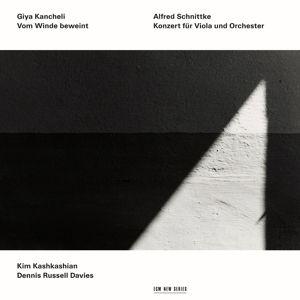 Kancheli: Vom Winde beweint / Schnittke: Konzert für Viola und Orchester, Kashkashian, Davies