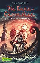 Kane-Chroniken Band 2: Der Feuerthron