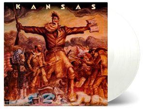 Kansas (Ltd Transparentes Vinyl), Kansas