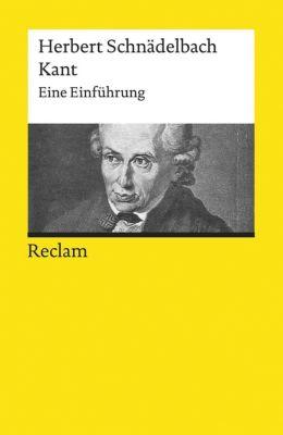 Kant, Herbert Schnädelbach