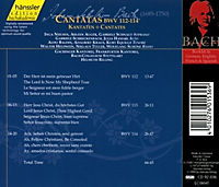 Kantaten Bwv 112-114 - Produktdetailbild 1