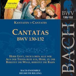 Kantaten Bwv 130-132, Johann Sebastian Bach