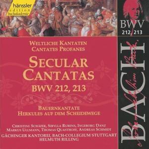 Kantaten Bwv 212+213 (Bauernka, Johann Sebastian Bach