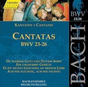 Kantaten Bwv 23-26, Johann Sebastian Bach