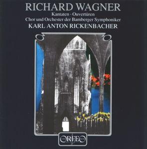 Kantaten/Ouvertüren: Neujahrs-Festspiel/Faust/+, Wagner, Rickenbacher, Bams