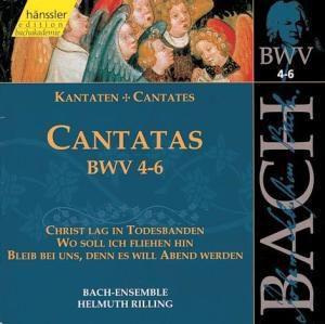 Kantaten Vol.2 Bwv 4-6, Johann Sebastian Bach