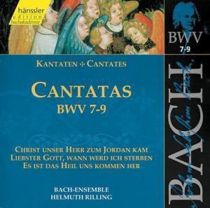 Kantaten Vol.3 Bwv 7-9, Johann Sebastian Bach