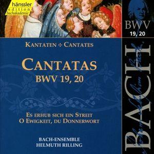 Kantaten Vol.6 Bwv 19+20, Johann Sebastian Bach