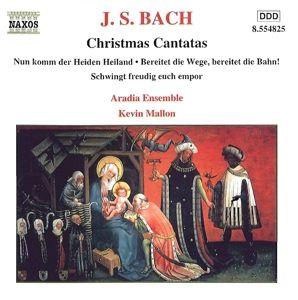 Kantaten Zu Advent Und Weihnacht, Aradia Ensemble, Kevin Mallon