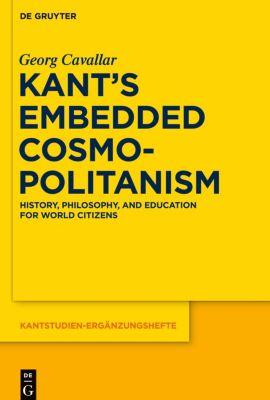 Kant's Embedded Cosmopolitanism, Georg Cavallar