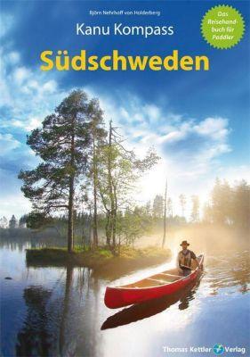 Kanu Kompass Südschweden - Björn Nehrhoff von Holderberg  