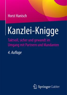 Kanzlei-Knigge, Horst Hanisch