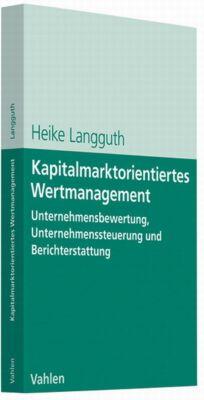 Kapitalmarktorientiertes Wertmanagement, Heike Langguth