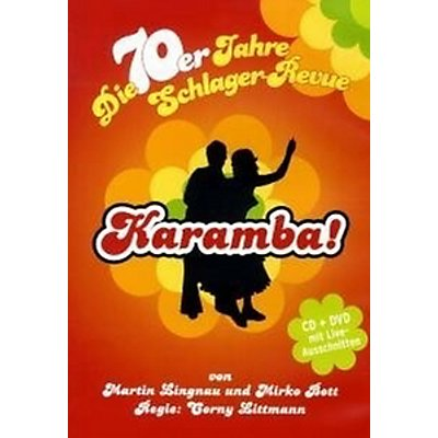 karamba die 70er jahre schlager revue cd bei. Black Bedroom Furniture Sets. Home Design Ideas