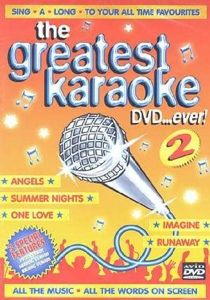 Karaoke - The greatest DVD Vol. 1, Karaoke, Various