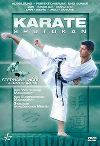 Karate Shotokan, St'ephane Mari