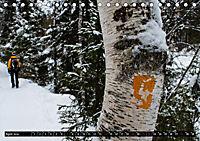 Karelien - Winterwandern in Finnland (Tischkalender 2019 DIN A5 quer) - Produktdetailbild 4