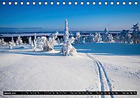 Karelien - Winterwandern in Finnland (Tischkalender 2019 DIN A5 quer) - Produktdetailbild 1