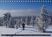 Karelien - Winterwandern in Finnland (Tischkalender 2019 DIN A5 quer) - Produktdetailbild 2