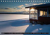 Karelien - Winterwandern in Finnland (Tischkalender 2019 DIN A5 quer) - Produktdetailbild 5