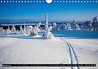 Karelien - Winterwandern in Finnland (Wandkalender 2019 DIN A4 quer) - Produktdetailbild 11