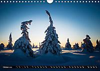 Karelien - Winterwandern in Finnland (Wandkalender 2019 DIN A4 quer) - Produktdetailbild 3