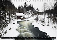 Karelien - Winterwandern in Finnland (Wandkalender 2019 DIN A4 quer) - Produktdetailbild 2