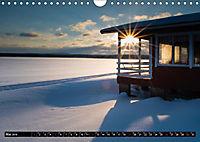 Karelien - Winterwandern in Finnland (Wandkalender 2019 DIN A4 quer) - Produktdetailbild 5