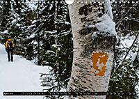 Karelien - Winterwandern in Finnland (Wandkalender 2019 DIN A4 quer) - Produktdetailbild 6