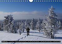 Karelien - Winterwandern in Finnland (Wandkalender 2019 DIN A4 quer) - Produktdetailbild 12