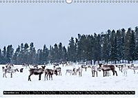 Karelien - Winterwandern in Finnland (Wandkalender 2019 DIN A3 quer) - Produktdetailbild 11