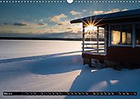 Karelien - Winterwandern in Finnland (Wandkalender 2019 DIN A3 quer) - Produktdetailbild 5
